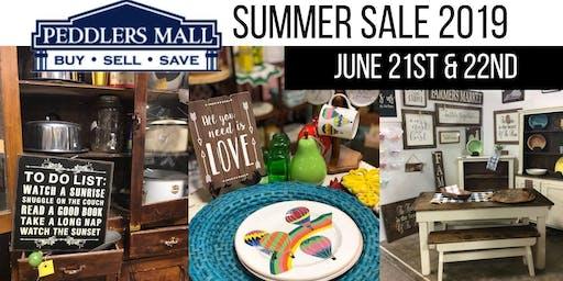 2019 Summer Sale