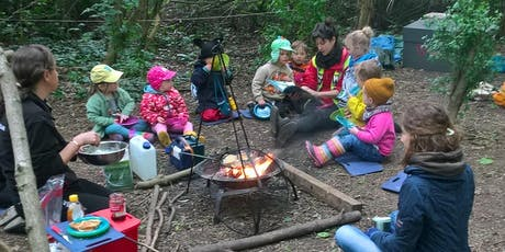 Under 5's Forest School - Family Stay & Play tickets