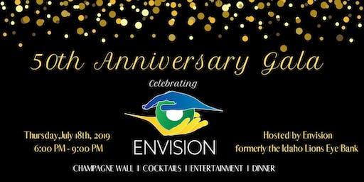 ENVISION 50th Anniversary Gala