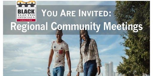 PBEOC Regional Community Convening – Business & Organizations Indicators