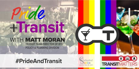 Pride & Transit tickets