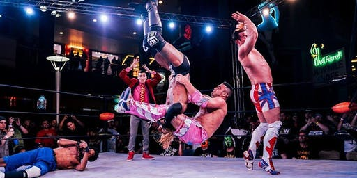 Fight Capital Pro Wrestling: Strong Style July 5th