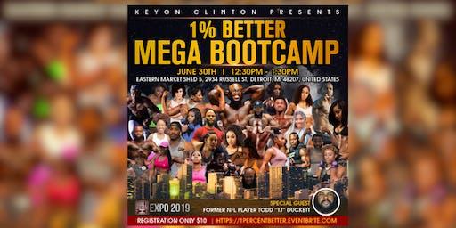 1% Better MEGA Bootcamp