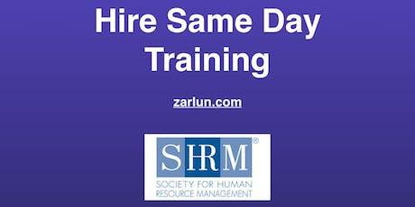 Hire Same Day© Training (Revolutionary) Phoenix EB tickets