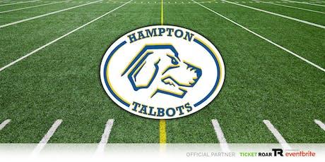 Hampton vs Mars Varsity Football tickets