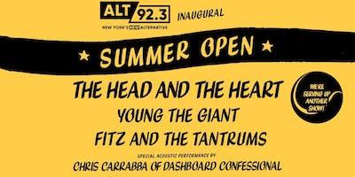 Alt 92.3 Summer Open Concert NYC (Member)