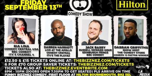Funny Bizznez Comedy Bournemouth