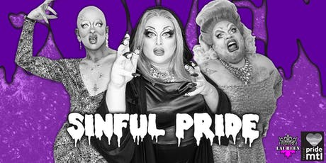 Sinful Pride - COVEN Drag Show billets