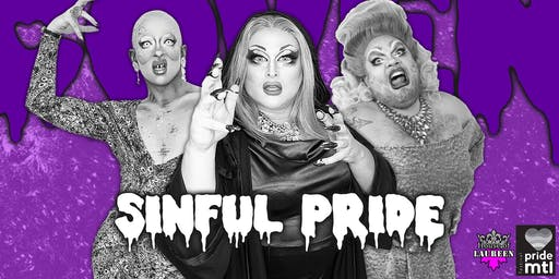 Sinful Pride - COVEN Drag Show