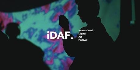 International Digital Art Festival. tickets