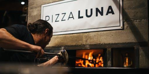 Pizza Luna x Cartel: Pizza & Wine Dinner