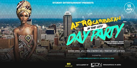 Afro Caribbean (Day Party) in the City tickets
