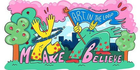 Art in the Loop Streetcar Art Stroll:  Make/Believe tickets