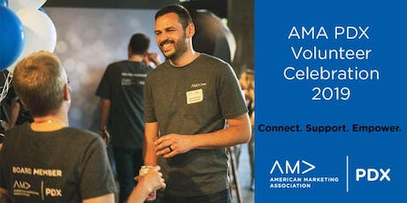 AMA PDX Volunteer Celebration tickets
