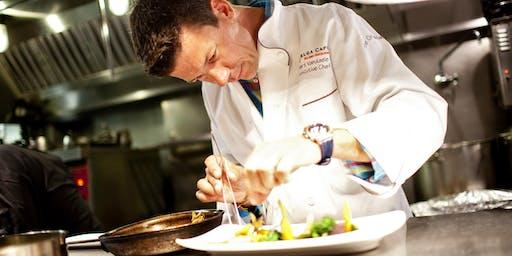 A Belgian Cooking Demo with Chef Bart Vandaele