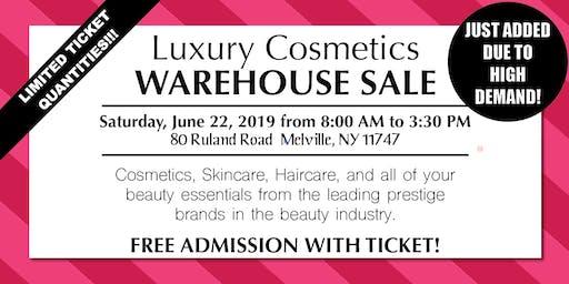 Special Invitation Warehouse Sale - JUNE 22, 2019