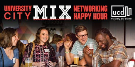 University City MIX Networking Happy Hour at The Pub at The Porch tickets