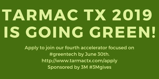 Tarmac TX 2019 Program Info Session 4  & Happy Hour