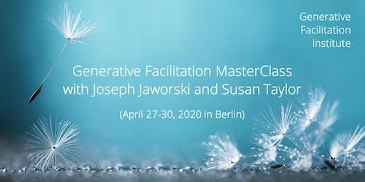 GFI MasterClass with Joseph Jaworski and Susan Taylor