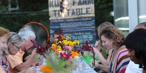Interfaith Neighbors' Kula Farm to Table Dinner