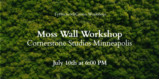 Moss Wall Workshop