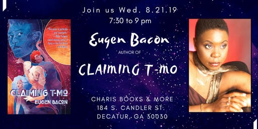 Eugen Bacon Launches Claiming T-Mo