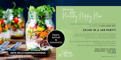 Healthy Happy Hour: June 2019 tickets