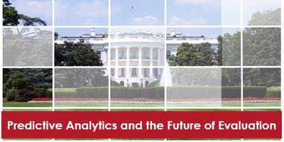 Predictive Analytics and the Future of Evaluation