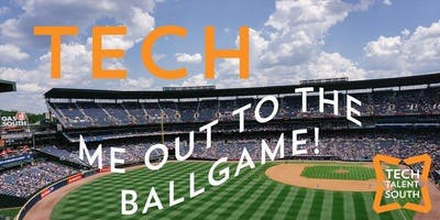 Tech Me Out to the Ballgame - Hartford Yard Goats