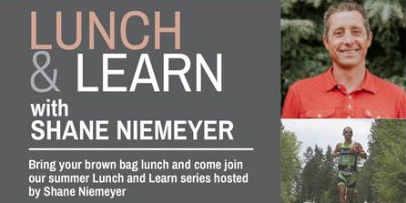 Lunch & Learn with Shane Niemeyer — Greeley Campus