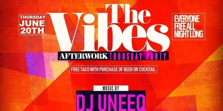 The Vibes Afterwork Thursdays at The Last Stop tickets