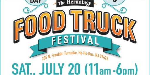 Food Truck Festival at The Hermitage