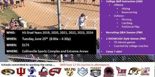 2019 Elite Softball Prospect Skills Camp