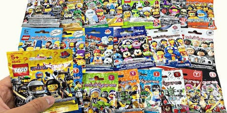 LEGO Minifigure Trading tickets