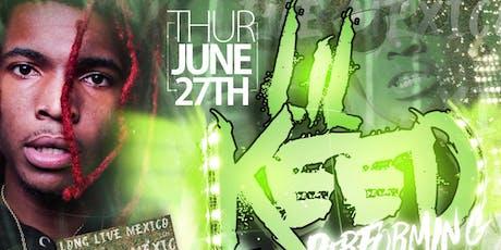 LIL KEED LIVE x IBIZA ATLANTA tickets