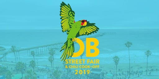 2019 Ocean Beach Street Fair & Chili Cook-Off Festival presented by Two Roots Brewing
