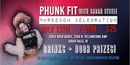 Phunk Fit Phreedom Celebration
