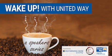 """Wake Up with United Way - """"Unteachable and Difficult""""  - Understanding Childhood Trauma tickets"""
