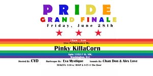 Pride Grand Finale with Pinky KillaCorn & Live...