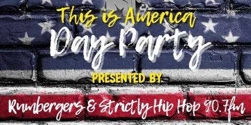 """Strictly Hip Hop Presents: """"This Is America"""" 4th of July Day Party"""