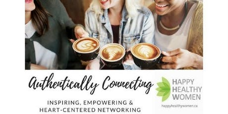 Authentically Connecting Over Coffee (daytime) - South Surrey, BC tickets