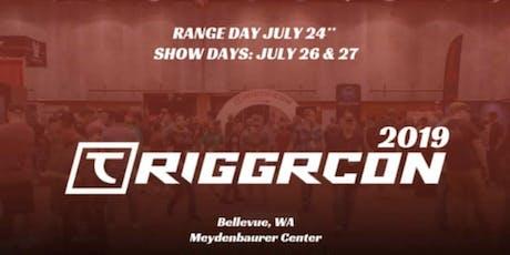TIGGRCON 2019 tickets