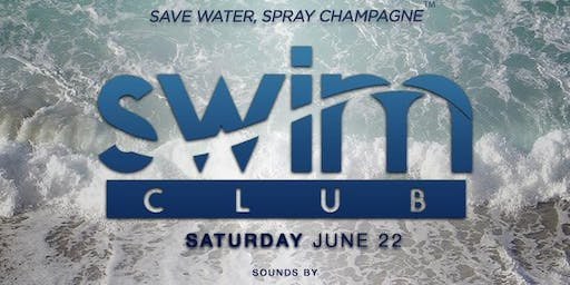 SWIM CLUB SATURDAYS | Texoh & Damaged Goods