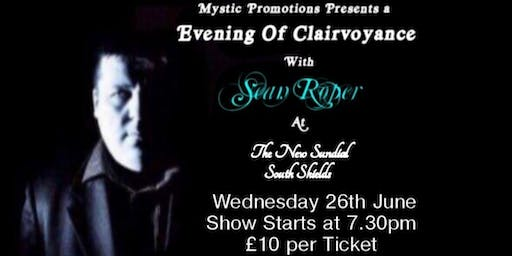 Evening of Clairvoyance with Sean Roper