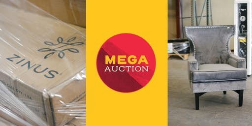 Mega Auction - Reseller pallets & single items