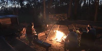 Mannen rond het vuur | september editie