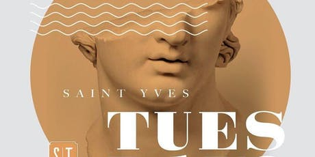 Saint Tuesdays at St. Yves Free Guestlist - 7/09/2019 tickets