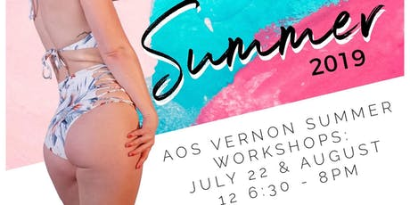 Summer of Sass Workshops tickets