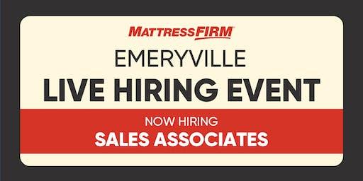 Emeryville - On the Spot Interviews