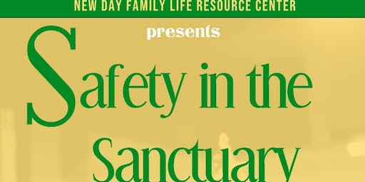 Safety in the Sanctuary Webinar 2